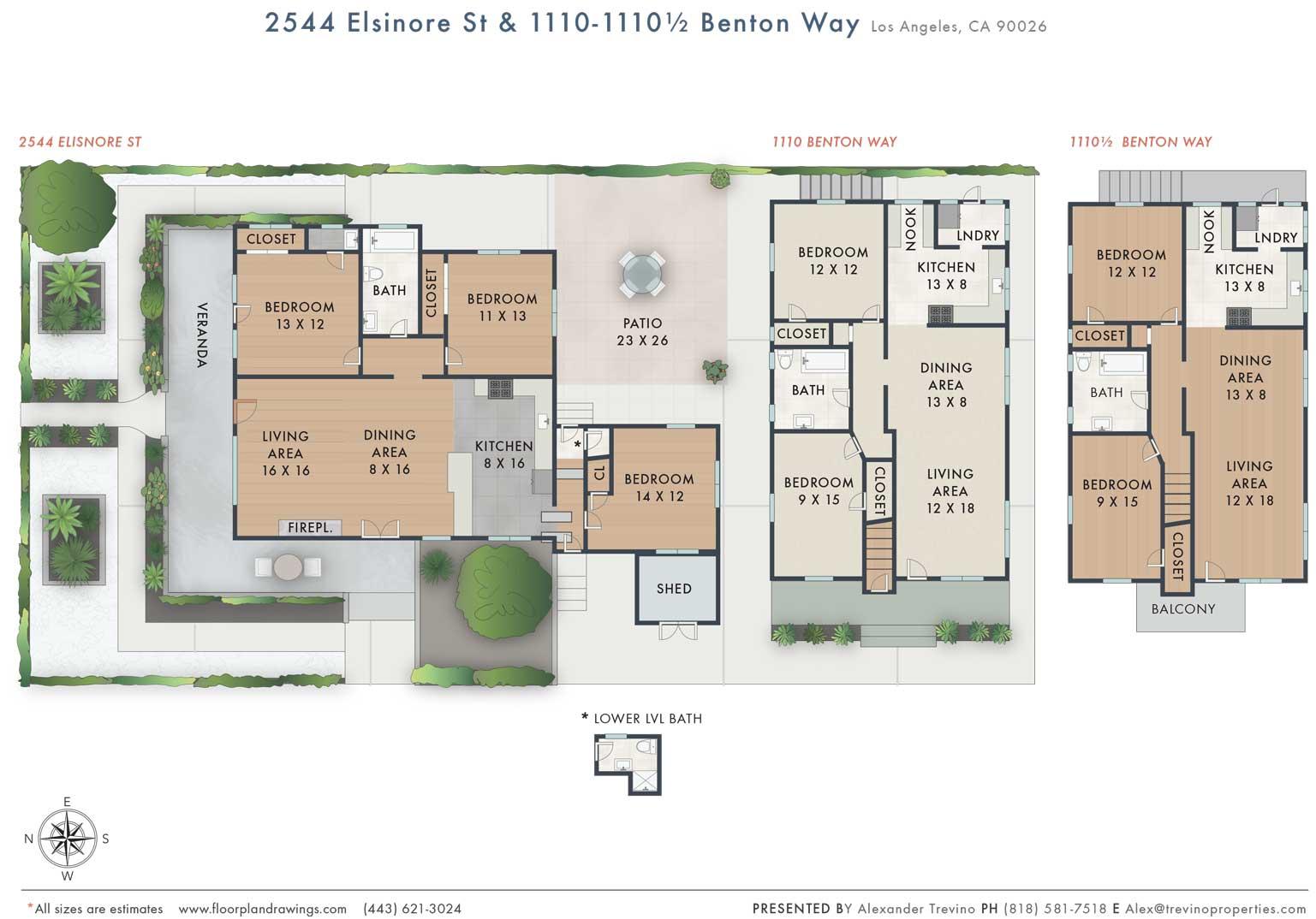 2544 Elsinore Street