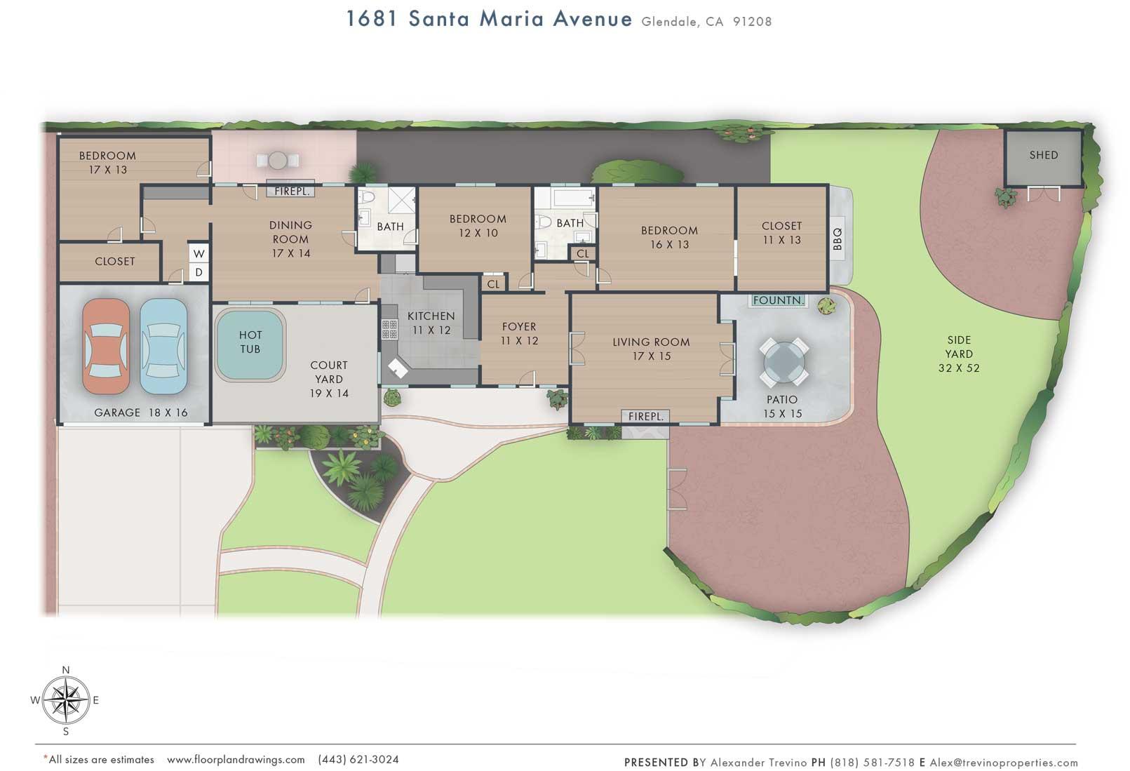 1681 Santa Maria Avenue